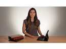 KeyFolio Pro 2 Removable Keyboard, Case & Stand for iPad® 4th gen, 3rd gen & iPad 2