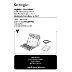 KeyFolio™ SecureBack™ (K67754)