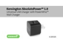 AbsolutePower™ 1.0 Universal USB Charger with PowerWhiz™ Wall Charger {EN]