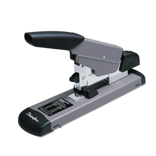 Swingline® Heavy Duty Stapler, 160 Sheets, Black/Gray