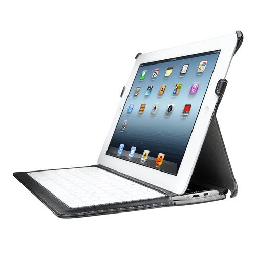 KeyLite™ Ultra Slim Touch Keyboard Folio for new iPad