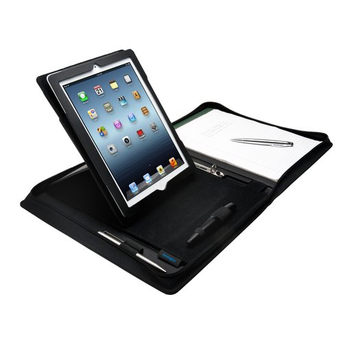 Workstation mobile Folio Trio  per il nuovo iPad® e iPad2