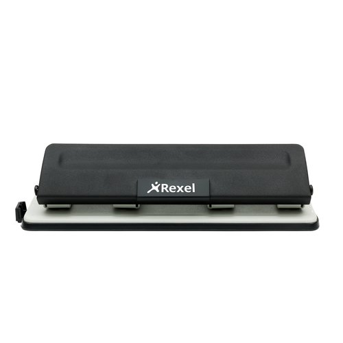 V416 4 Hole Punch Black