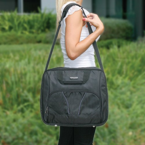 KTG SLIM & LITE LAPTOP BAG 15.6""