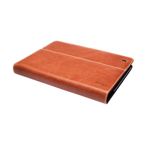 KeyFolio™ Pro 2 Removable Keyboard, Case & Stand- Caramel