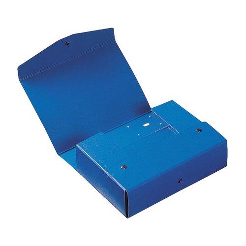 MEC Archivio 70 Scatola Archivio Dorso 10 cm Blu