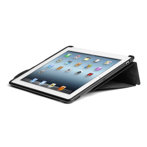 Folio SecureBack Case for iPad® 4th gen, 3rd gen & iPad 2