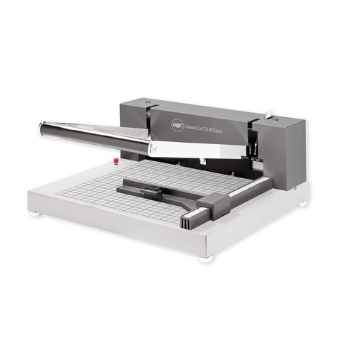 "Swingline® ClassicCut® CL800pro Guillotine Trimmer, 11 3/4"" Cut Length, 150 Sheet Capacity"