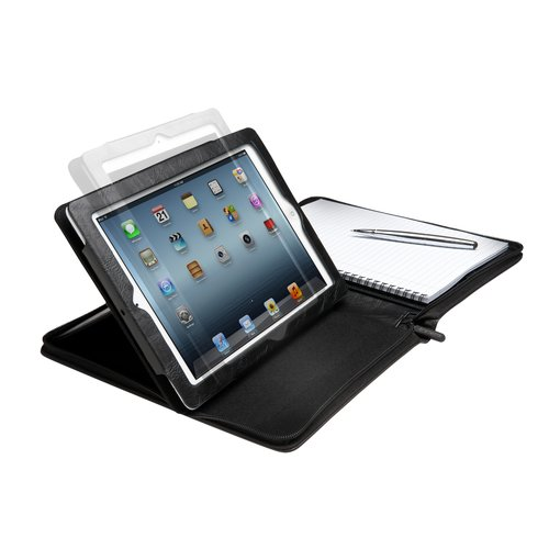 Organizer portatile Folio Executive™ per iPad® e iPad 2