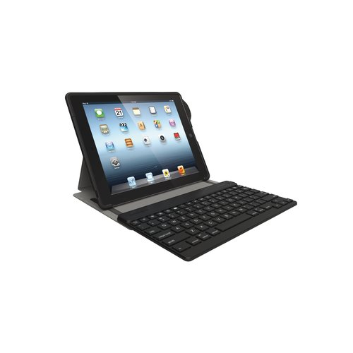 KeyFolio SecureBack Case & Bluetooth® Keyboard