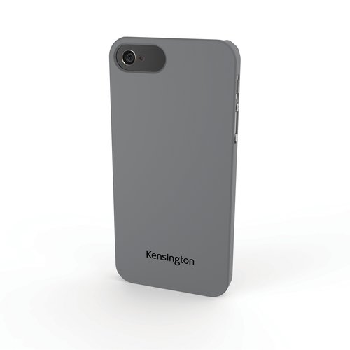 Back Case for iPhone® 5 - Gray