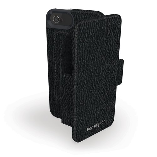 Portafolio Duo™ Wallet for iPhone® 5 - Black
