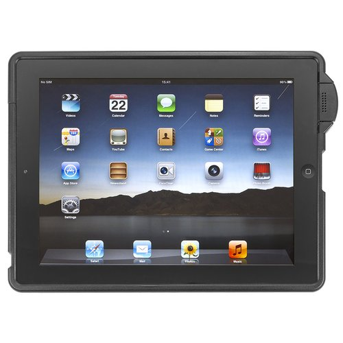 SecureBack VESA Enclosure for iPad®4th gen, 3rd gen & iPad 2