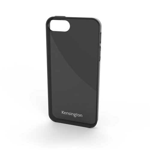 Gel Case for iPhone® 5 - Smoke Black