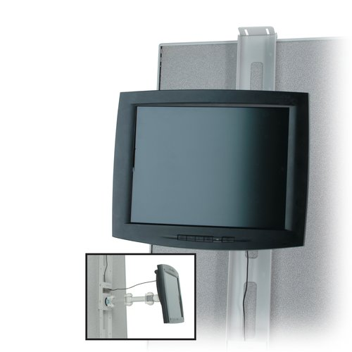 Kensington® Flat Panel Cubicle Hanger Plus