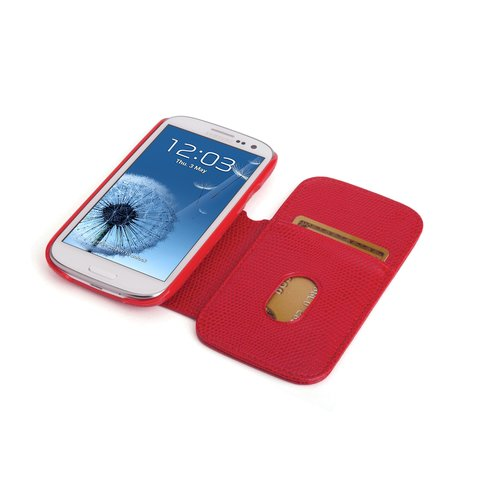 Portafolio Duo™ Wallet for Samsung Galaxy S® III - Red Snake