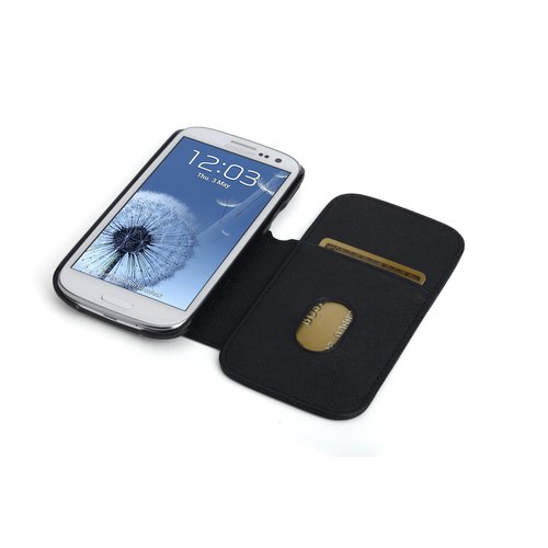 Portafolio Duo™ Wallet for Samsung Galaxy S® III - Black