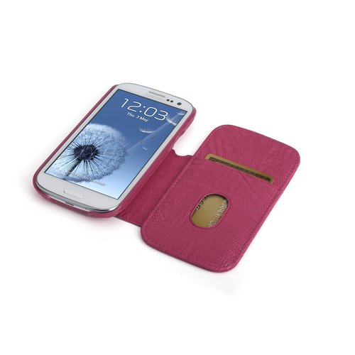 Portafolio Duo™ Wallet for Samsung Galaxy S® III - Pink