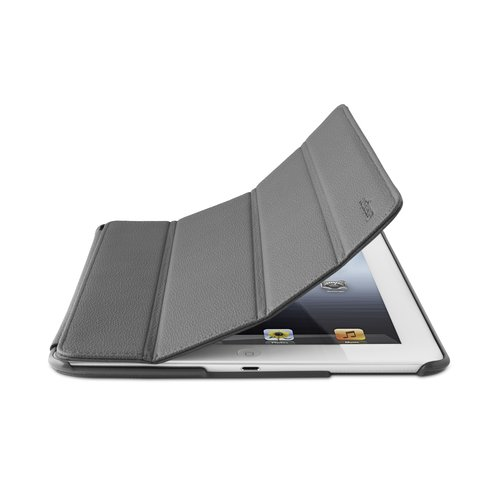 TriFold Folio Case for the iPad - Gray