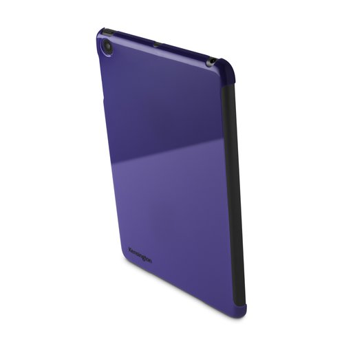 Protective Back Cover for iPad mini - Eggplant