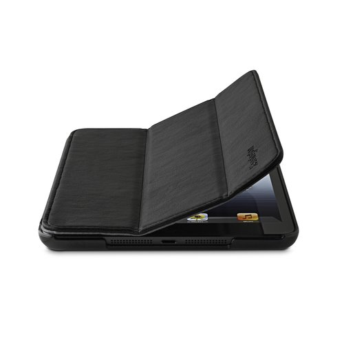 Protective Cover & Stand for iPad® mini - Black Marble