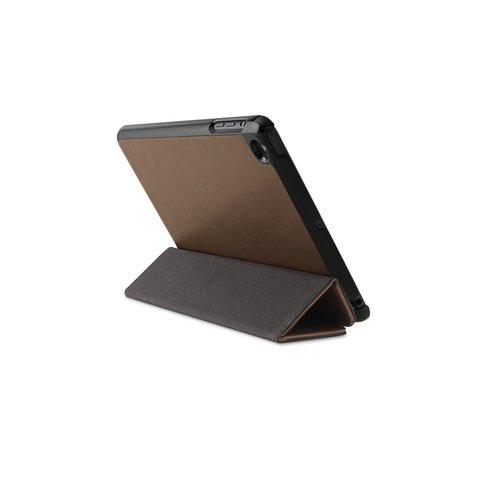 Protective Cover & Stand for iPad®mini - Brown Marble