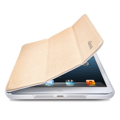 Protective Cover & Stand for iPad® mini - Tan