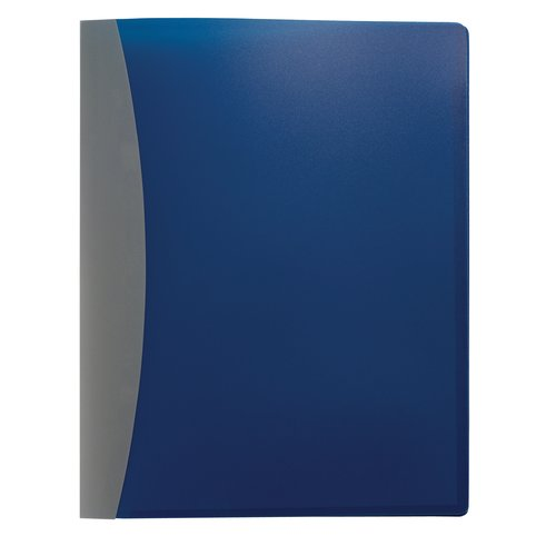 GBC® Executive Portfolio, Letter Size, 50 Sheets, Blue