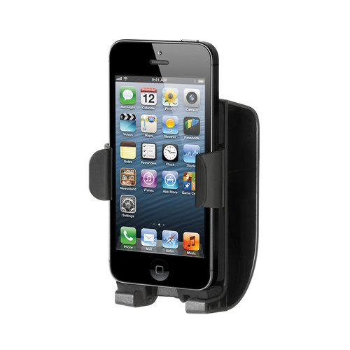 SoundWave™ Sound Amplifying Car Mount for iPhone®