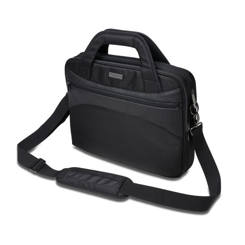 "Triple Trek™ Ultrabook™ Optimized Briefcase - 14""/35.6cm - Black"
