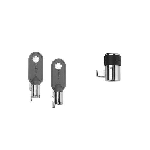 ClickSafe® Custom Keyed Lock head for SafeStand Master