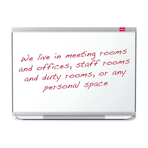 Prestige Magnetic Painted Steel Whiteboards