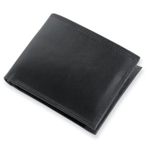 Ravello Leather Men's Bi-Fold Wallet