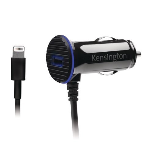 Caricabatterie da auto PowerBolt™ 3.4 Dual Fast Charge con cavo Lightning™