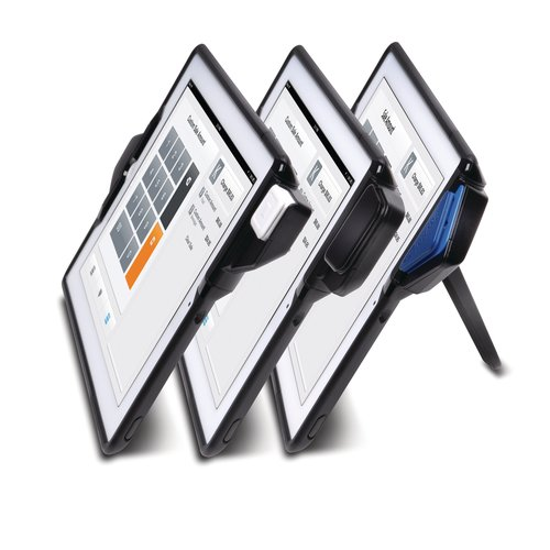 SecureBack™ M Series Modular Payments Enclosure for iPad®
