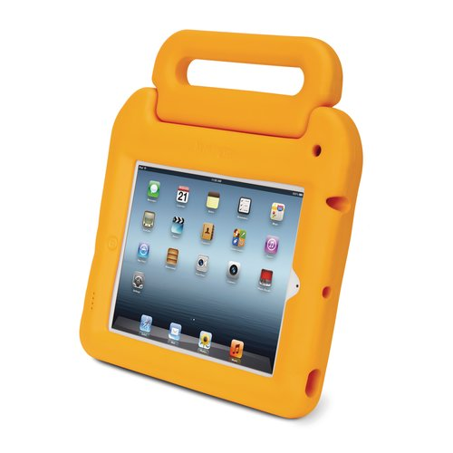 SafeGrip™ Security Case & Lock for iPad® - Sunshine