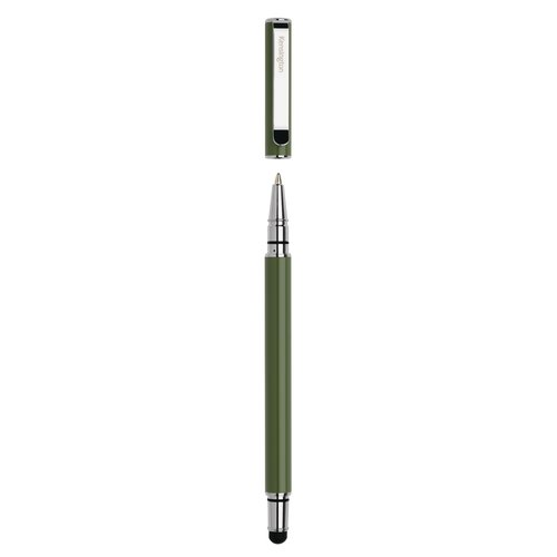Virtuoso™  Stylus and Pen for Tablets - Olive