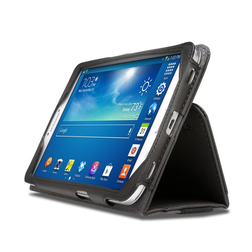 Portafolio™ Soft Folio Case for Samsung Galaxy Tab® 3 8.0 - Black