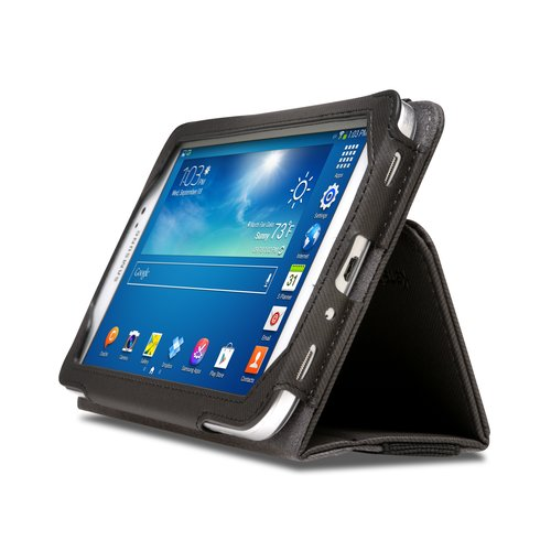 Portafolio™ Soft Folio Case for Samsung Galaxy Tab® 3 7.0  - Black