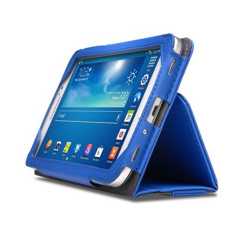 Portafolio™ Soft Folio Case for Samsung Galaxy Tab® 3 7.0  Blue