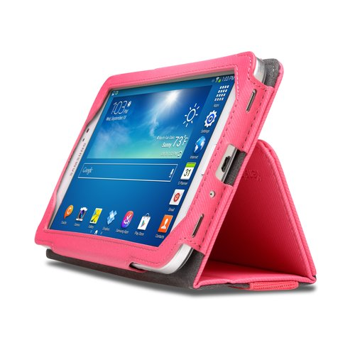 Portafolio™ Soft Folio Case for Samsung Galaxy Tab® 3 7.0  Pink