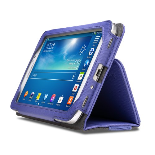 Portafolio™ Soft Folio Case for Samsung Galaxy Tab® 3 7.0  - Purple