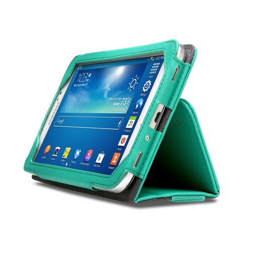 Portafolio™ Soft Folio Case for Samsung Galaxy Tab® 3 7.0  - Emerald