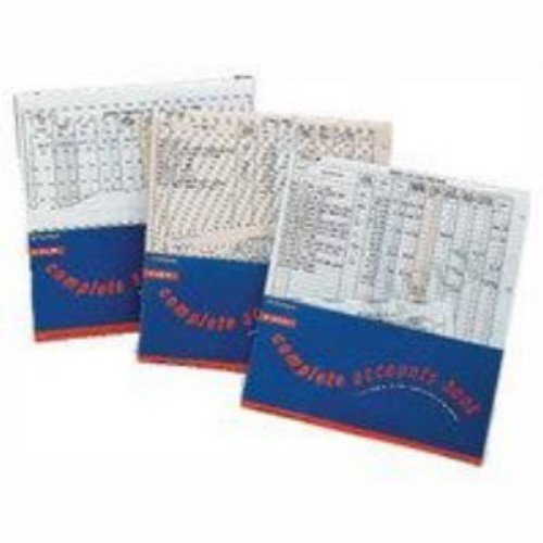 Twinlock Accounts Book Bank Refill