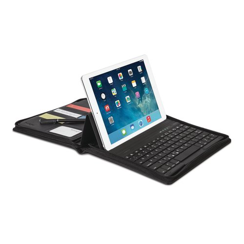 KeyFolio Executive™ - Zipper Folio with Keyboard for iPad® Air 2 & iPad Air