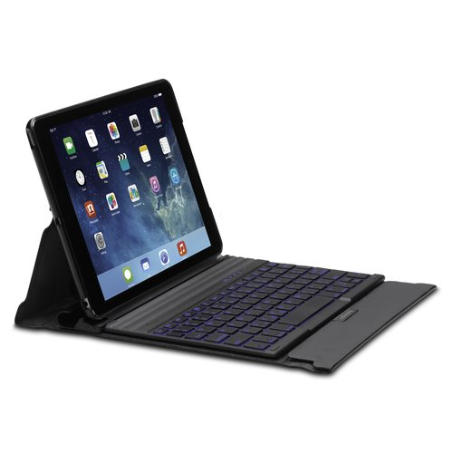 KeyFolio Exact™ Plus- Thin Folio with Keyboard for iPad® Air