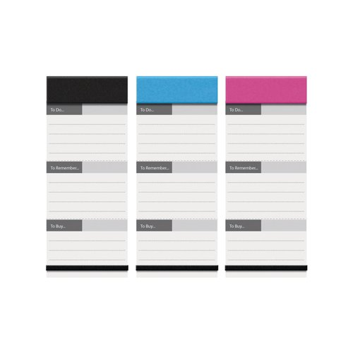 Magnetic To-Do List 80x220mm