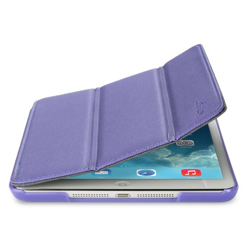 Cover Stand for iPad® mini with Retina display - Purple