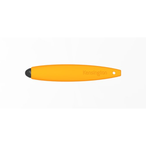 GummyGrip™ Stylus for Kids — Tangerine
