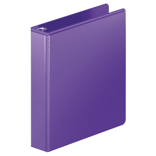 Wilson Jones® Heavy Duty D-Ring View Binder with Extra Durable Hinge, 1 1/2""